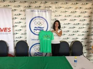 Camiseta Dia Olimpico