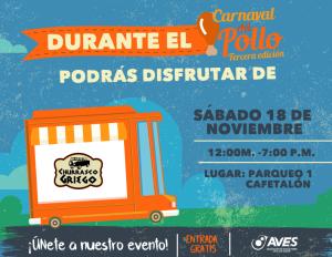 Noticia 5 Carnaval del Pollo 2017