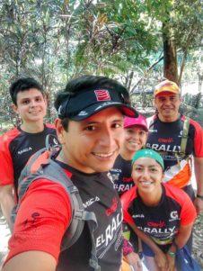 """El Rally - Extremo : """"Los Pollos"""""""