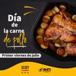 Día Latinoamericano de la Carne de Pollo